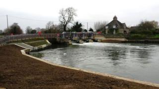 Rushey Weir
