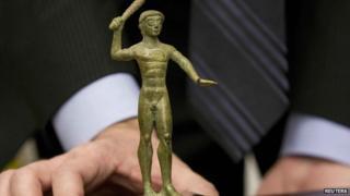 Stolen art returned to Italy from New York