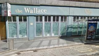 The Wallace Bar