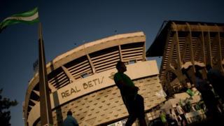Betis stadium