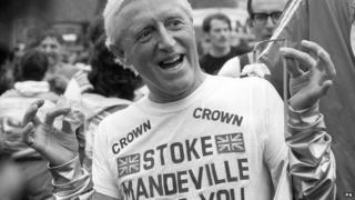 Jimmy Savile raised funds for Stoke Mandeville hospital