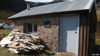 Hutchison Memorial Hut