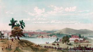 Early Singapore