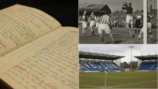 Minutes of Colchester United first meeting and stadium pictures