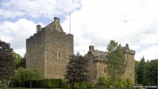 Dean Castle in Kilmarnock