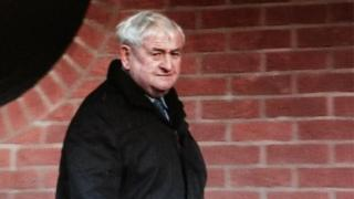 Alan Medd outside Teesside Crown Court