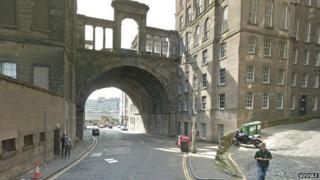 Calton Road, Edinburgh