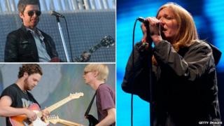 Noel Gallagher, alt-J and Portishead