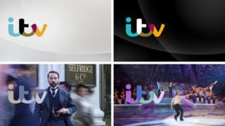 ITV logos