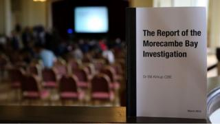 Morecambe Bay report