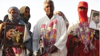 Abdul Qadeer Baloch, undated pic