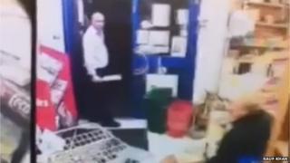 Rauf Khan on CCTV