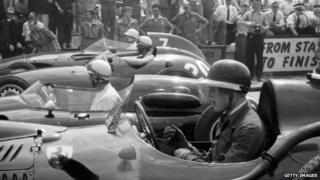 Mike Hawthorn, 1958 Grand Prix