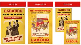 Labour tea towels