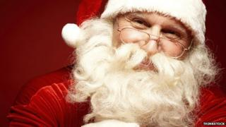 Father Christmas generic