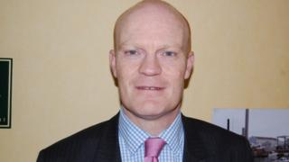 Gavin St Piers