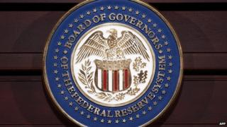 US Federal Reserve logo