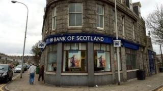 Bank of Scotland in Rosemount