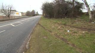Morley fatal crash scene