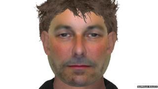 E-fit of sex attacker in Martlesham