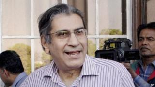"""Vinod Mehta is """"one of the greats"""" of Indian journalism"""