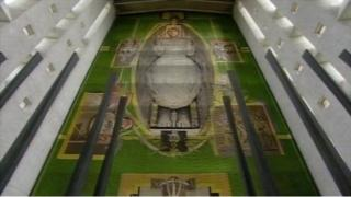 Graham Sutherland tapestry