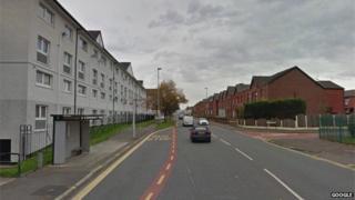 Tweedale Street in Rochdale