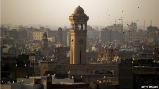 Generic image of Cairo