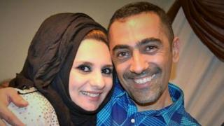 Ahmed Al-Jumaili had recently joined his wife Zahraa in Dallas after living in Iraq