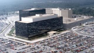 NSA Fort Meade