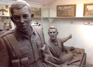 Trooper Potts and Trooper Andrews