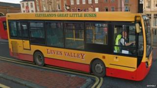 A Leven Valley Bus