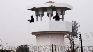 Faisalabad jail, 19 Dec 2014