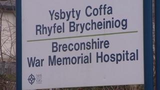 Brecon War Memorial Hospital