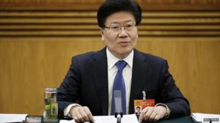 Xinjiang official Zhang Chunxian says some Chinese nationals have joined the Islamic State