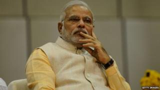 Mr Modi wants to improve India's presence in the Indian Ocean