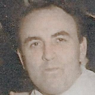 Joe Lynskey was a former Cistercian monk from west Belfast who disappeared in 1972