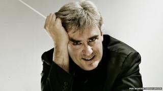Thomas Dausgaard will take over as chief conductor of the SSO next year