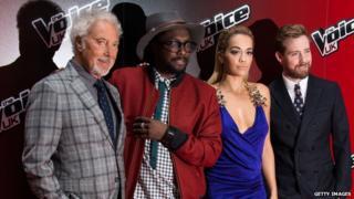 'The Voice' stars
