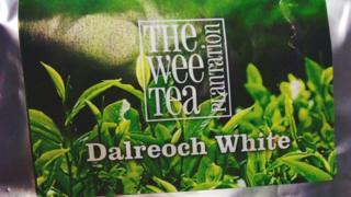 Dalreoch White tea