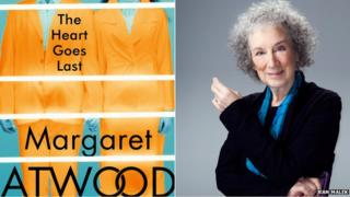 Margaret Atwood/book cover