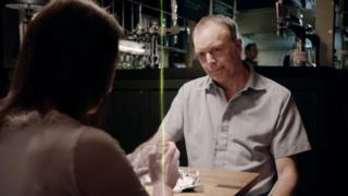 'Cross the Line' domestic abuse TV advert