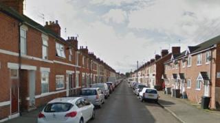Barnwell Street in Kettering