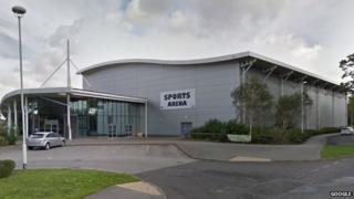 Airco Arena, Hull