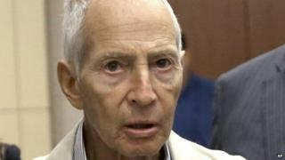 Robert Durst, subject of The Jinx documentary - in Houston - file photo from August 2014.