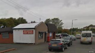 Millerston Post Office