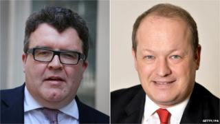 Tom Watson and Simon Danczuk