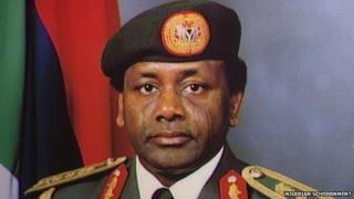 Sani Abacha (1995)