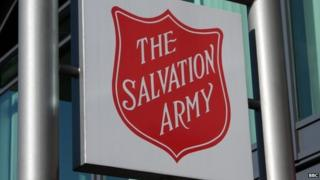 "Australia's Salvation Army apologised for a ""failure of the greatest magnitude"""