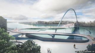 Ove Arup & Partners Ltd bridge design